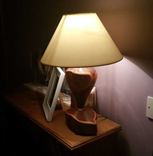 Hand Crafted Lamp